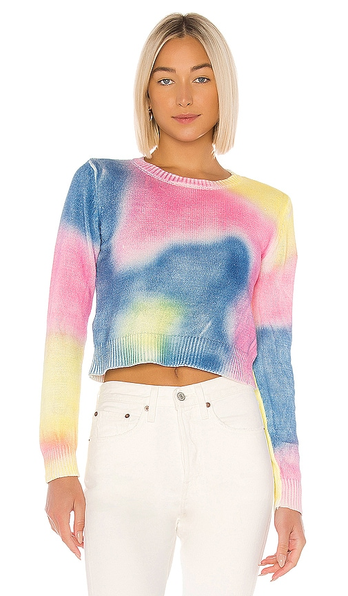 X REVOLVE Crop Sweater
