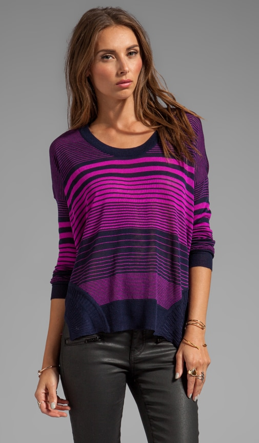 Cait Striped Sweater