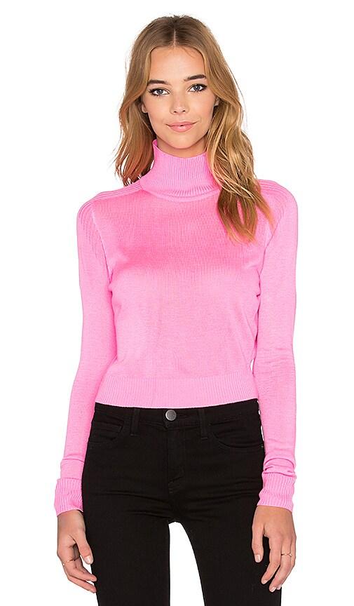 John & Jenn by Line Grayson Sweater in Pink Print