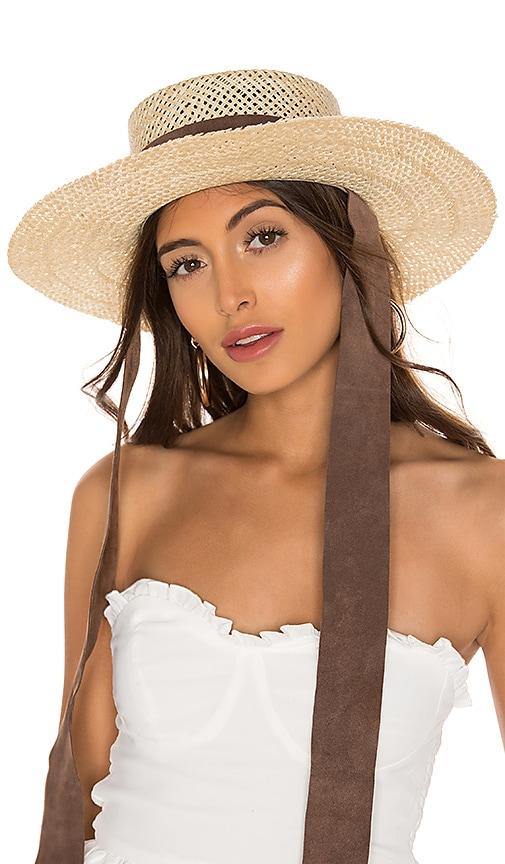 Nina Boater Hat