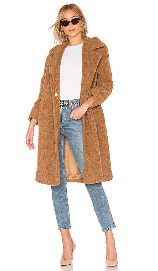 Teddy Coat by J.O.A.