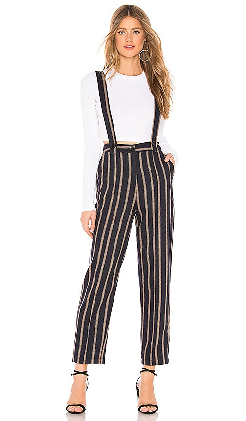 Self Suspender Pant