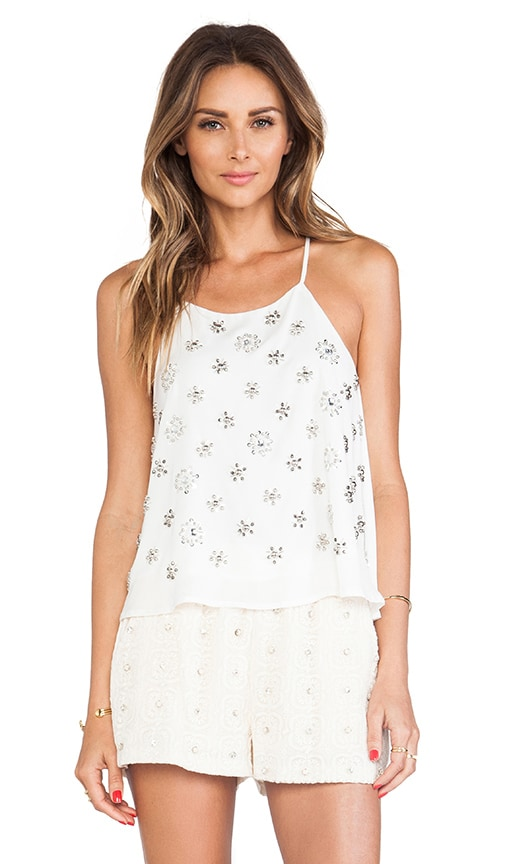 Embellished Cami Top