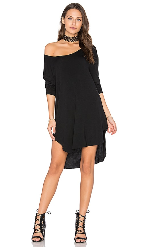 JOAH BROWN Knightingale Dress in Black