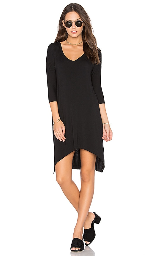 JOAH BROWN So Simple Dress in Black