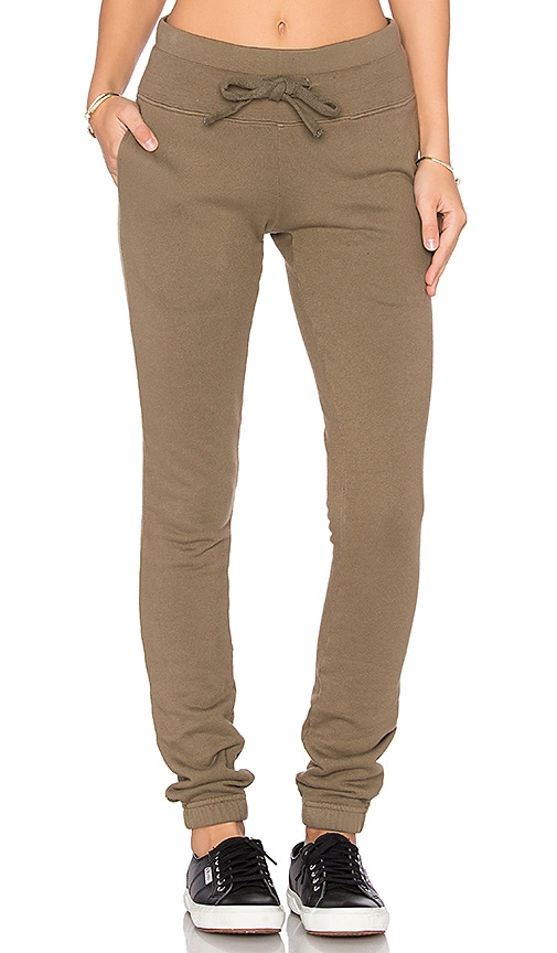 JOAH BROWN Walk This Way Pant in Army