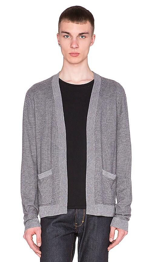 Joe's Jeans Sweater Knit in Heather Charcoal