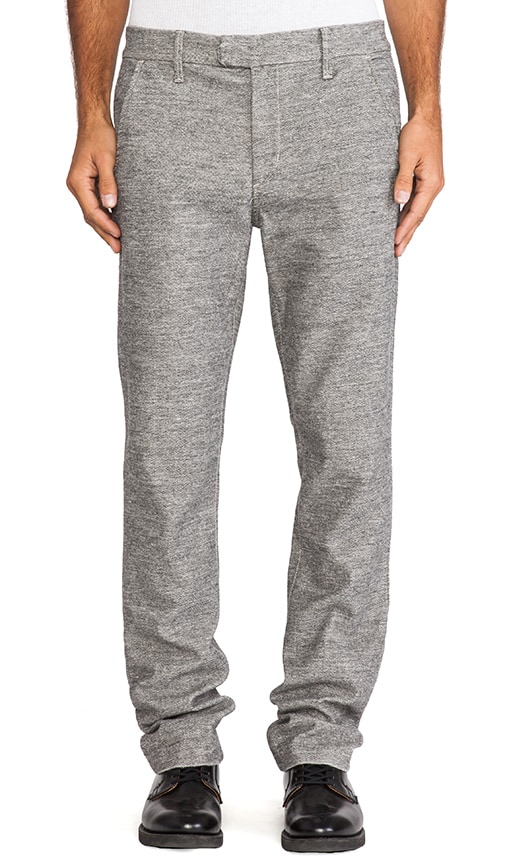 Slouched Trouser