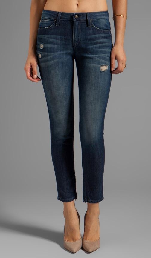 Zip Skinny Ankle