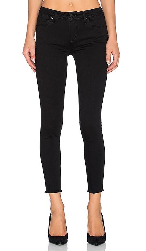 Joe's Jeans Regan Flawless The Finn Ankle Skinny in Black