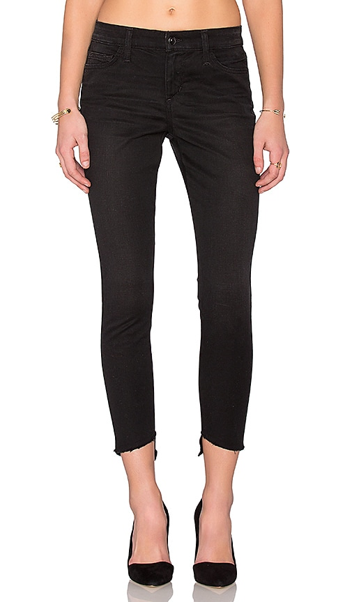 Joe's Jeans Caprice The Blondie Ankle in Faded Black