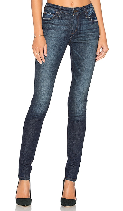 Joe's Jeans The Icon Skinny in Dark Blue