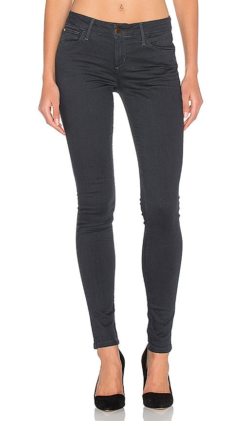 Joe's Jeans The Vixen Skinny in Charcoal Rinse