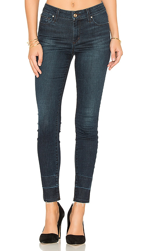 Joe's Jeans The Icon Ankle Skinny in Dark Blue