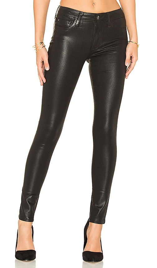 Joe's Jeans The Icon Ankle Skinny in Black