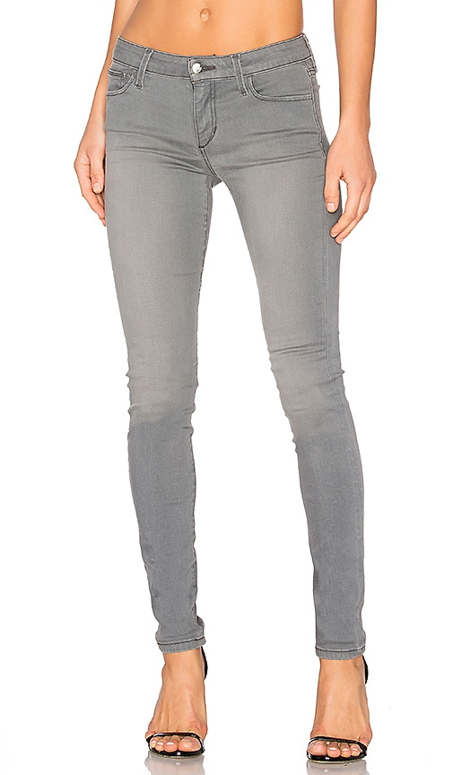 Joe's Jeans The Icon Skinny in Light Grey Wash