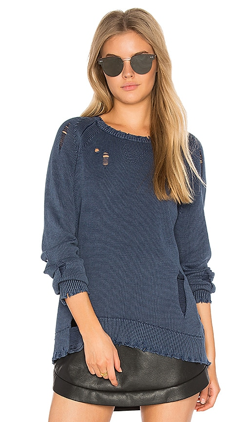 Joe's Jeans Elora Sweater in Blue