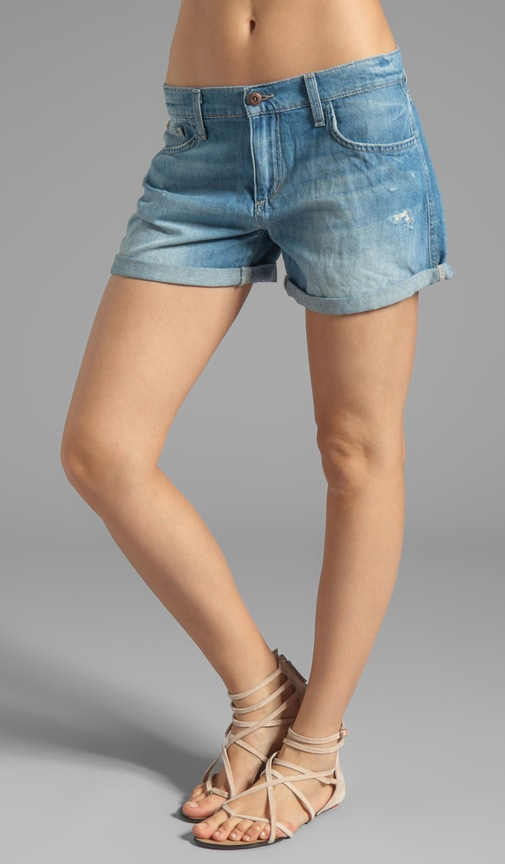 Rachelle Slouchy Shorts