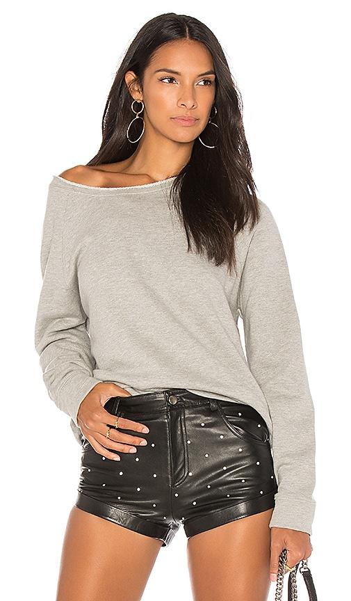 Joe's Jeans Emily Sweatshirt in Gray