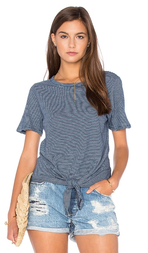 Joe's Jeans Gail Tee in Blue
