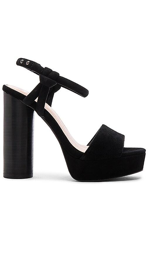 Joe's Jeans Hampton Heel in Black