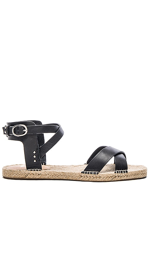 Joe's Jeans Tiger Sandal in Black