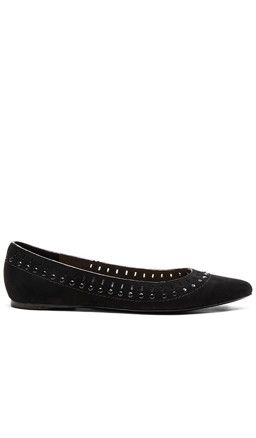 Joe's Jeans Chilton Flat in Black