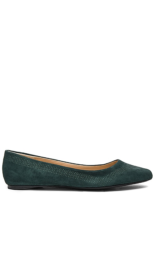 Joe's Jeans Howard Flat in Dark Green
