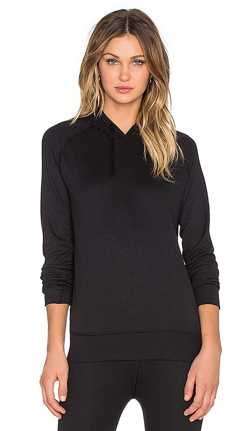 Joe's Intimates Cara Hoodie in Black