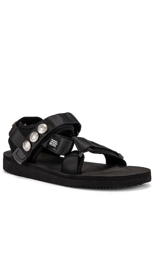 John Elliott Sandals x Blackmeans x Suicoke Lotus Sandal