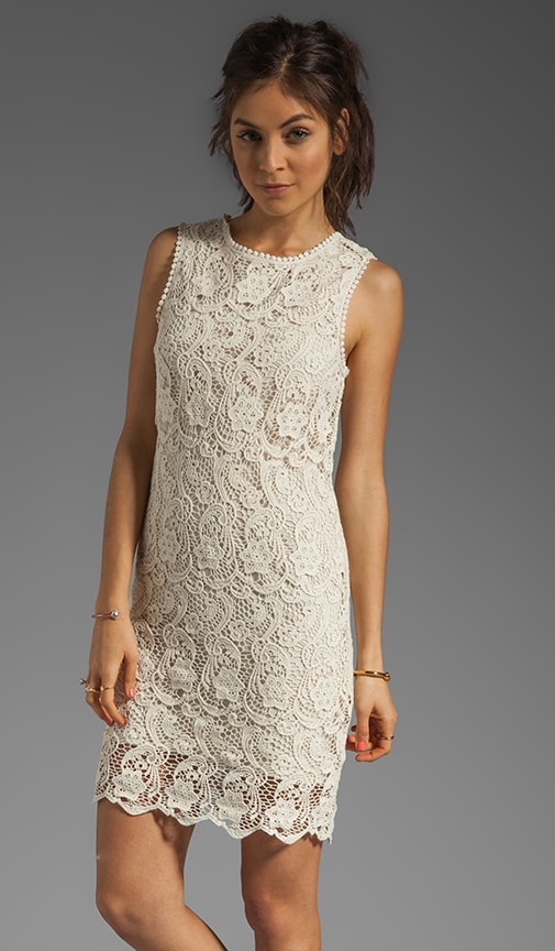 Vionne Crochet Lace Dress
