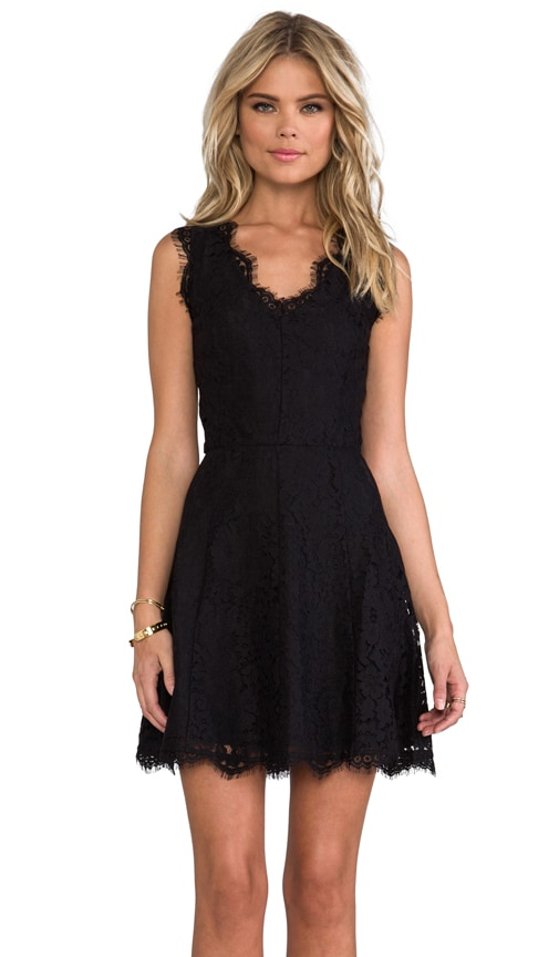 Allover Lace Nikolina B Dress