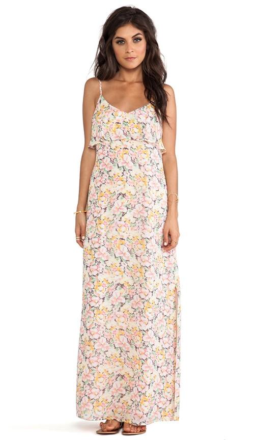 Hydeia Garden Floral Maxi Dress
