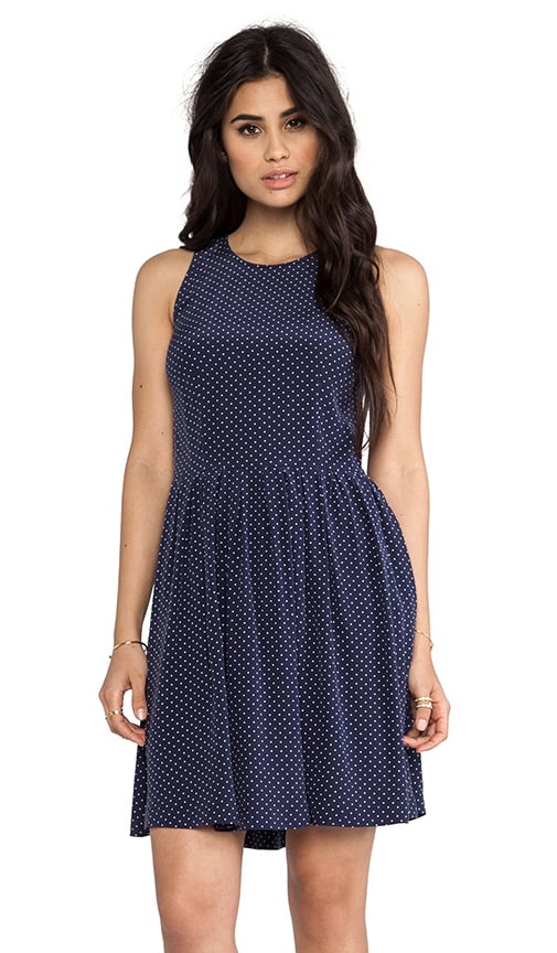 Bernadine Polka Dot Dress