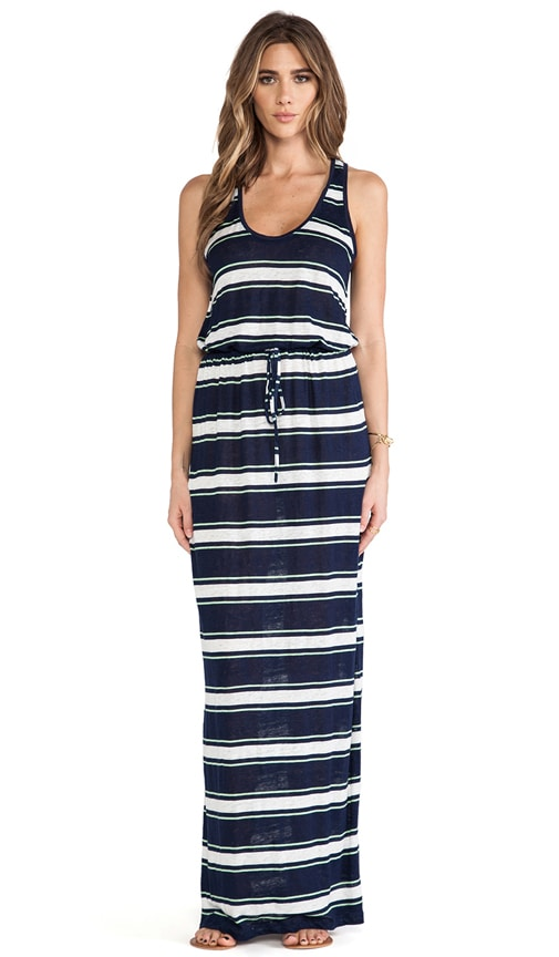 Kimani Multicolor Striped Dress