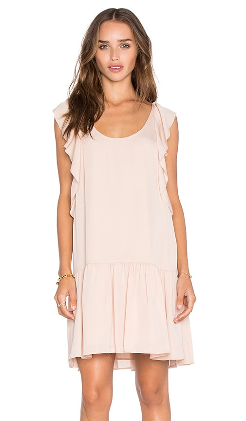 Joie Larose Dress in Blush