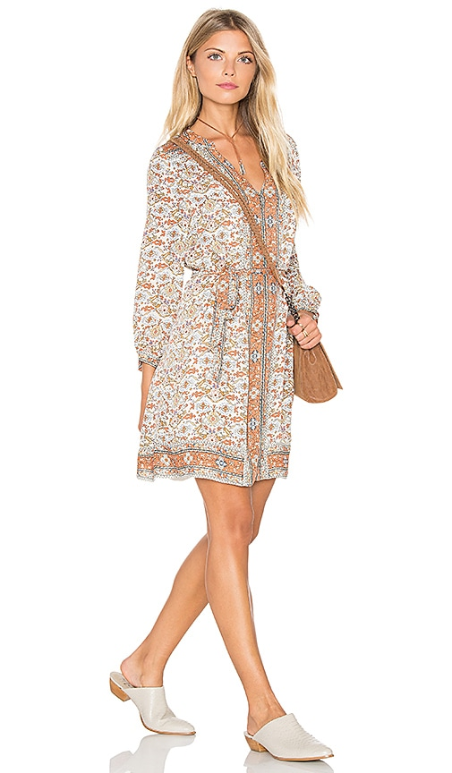 Joie Teedra Silk Dress in Ivory
