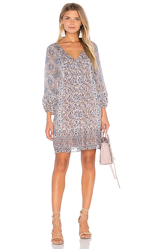 Foxley Shift Silk Dress