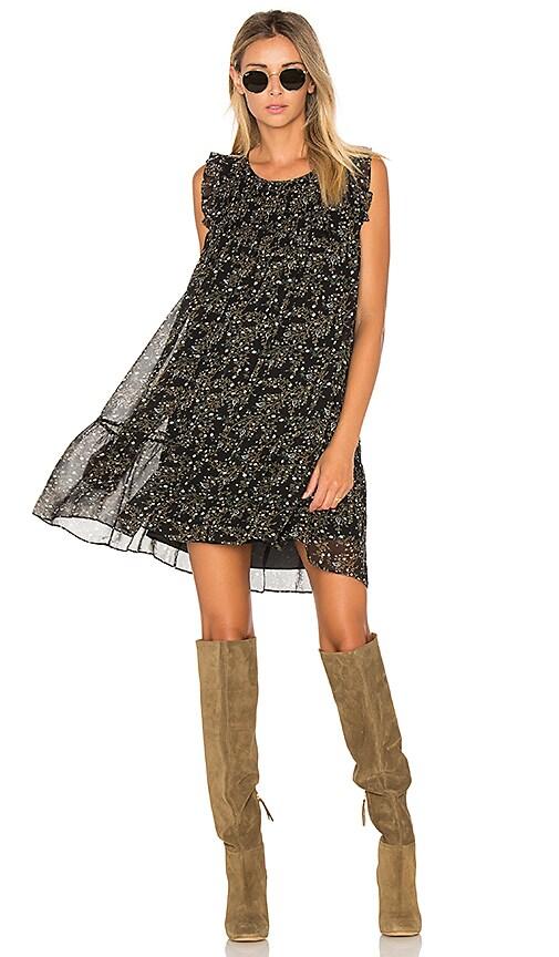 Joie Tahoma Silk Dress in Black