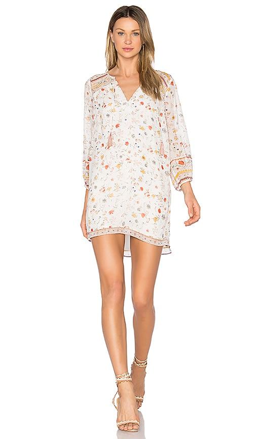 Joie Vesta Dress in Ivory