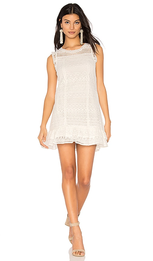 Joie Lindell Dress in White