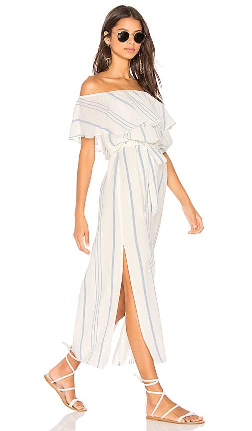 Joie Almante Dress in White