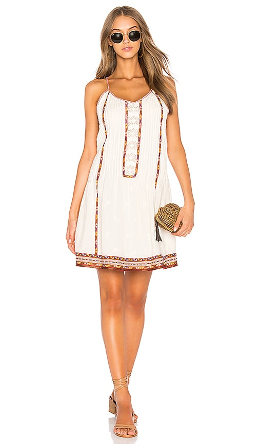 Joie Horlane Dress in Cream