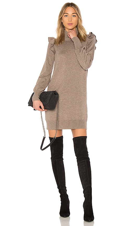 Joie Catriona Dress in Brown