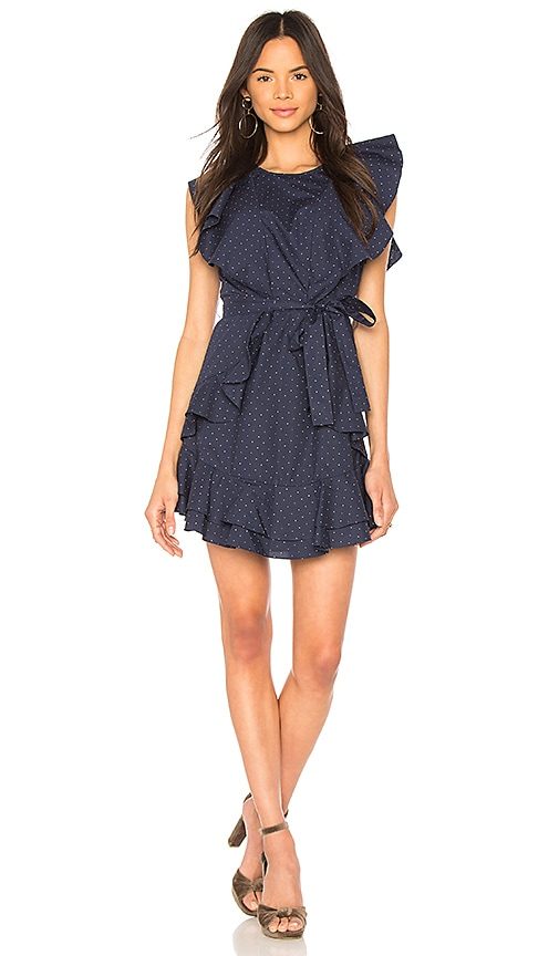Joie Malachy Dress in Navy