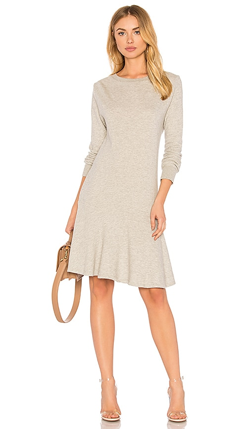 Joie Runna Dress in Gray