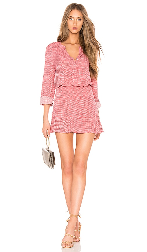 a266b466a217 Joie Acey Mini Dress in Western Rose | REVOLVE