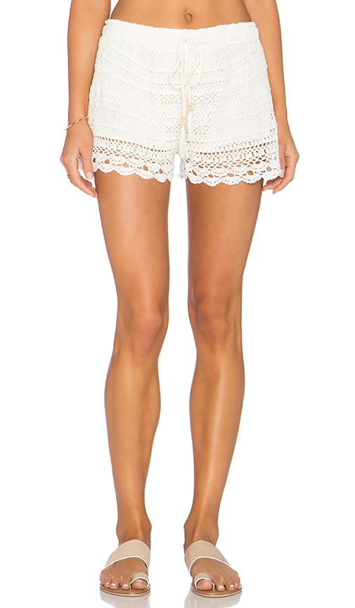 Joie Maera Short in White