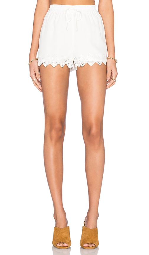 Joie Harini Short in White