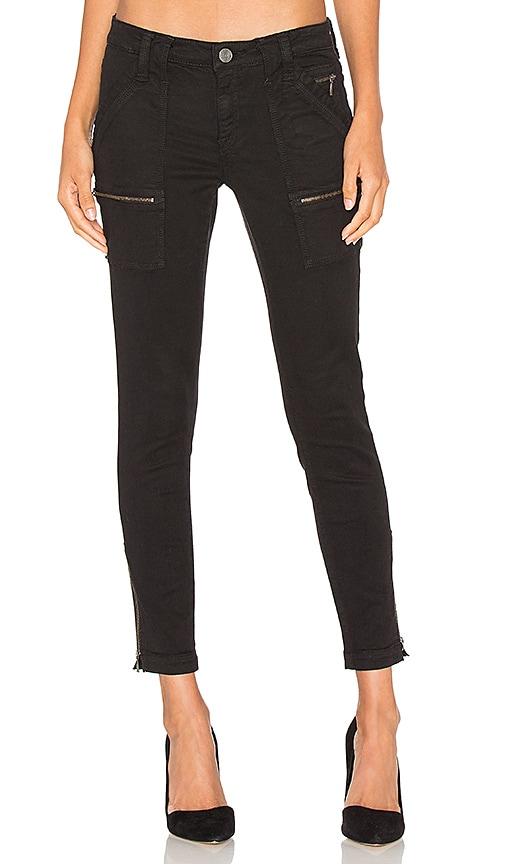 Joie Park Skinny B Jeans in Caviar